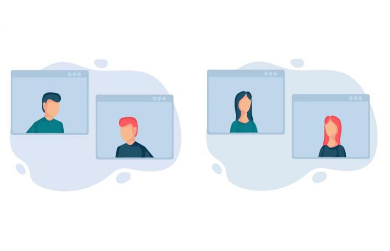 TIPS FOR SUCCEEDING AT REMOTE (VIRTUAL) INTERVIEWS