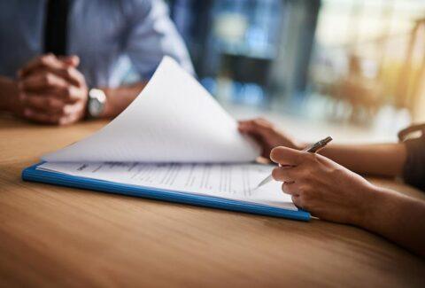 Answering key selection criteria