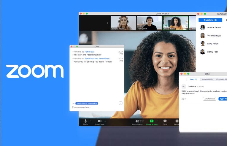 HOW TO DO A ZOOM VIDEO INTERVIEW